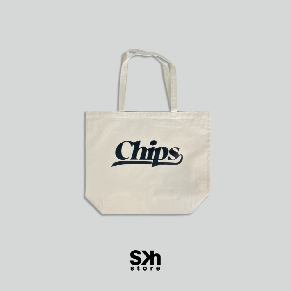 Chips Bag (Chips & Sneakers 에코백)